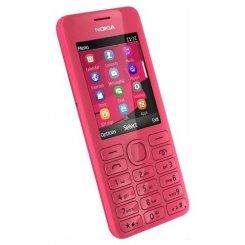 Фото Мобильный телефон Nokia Asha 206 Dual Sim Magenta