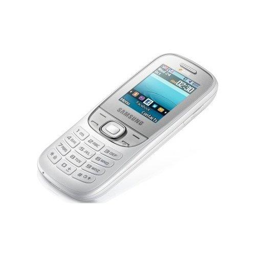 Фото Мобильный телефон Samsung E2202 White