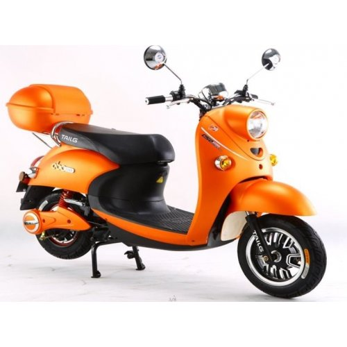 Фото Электроскутер ROVER Ampere Plus Orange