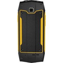 Фото Мобильный телефон Sigma mobile X-treme PQ68 Black-Yellow