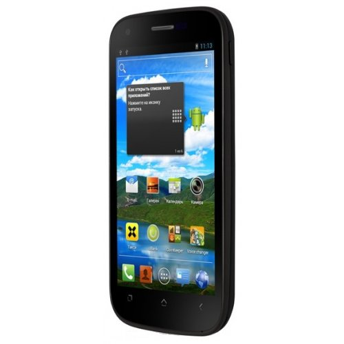 Фото Смартфон Fly IQ443 Trend Black