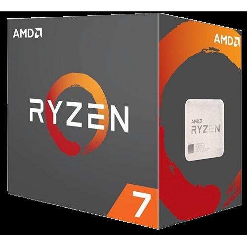 Фото Процессор AMD Ryzen 7 1700X 3.4(3.8)GHz sAM4 Box (YD170XBCAEWOF)
