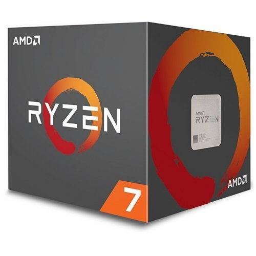 Фото Процессор AMD Ryzen 7 1700 3.0(3.6)GHz sAM4 Box (YD1700BBAEBOX)