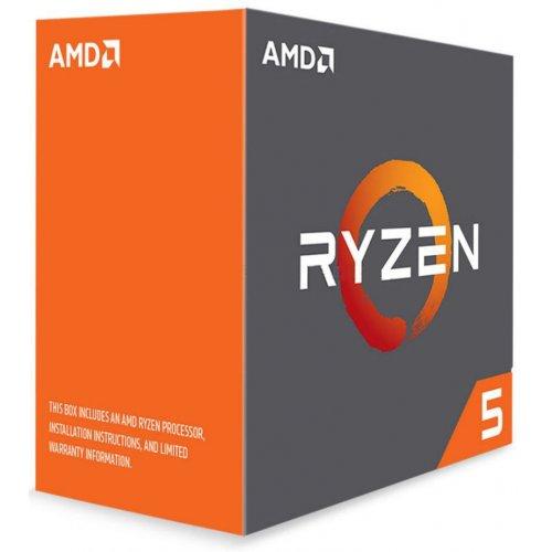 Фото Процессор AMD Ryzen 5 1600X 3.6(4.0)GHz sAM4 Box (YD160XBCAEWOF)