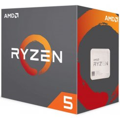 Фото Процессор AMD Ryzen 5 1300 3.2(3.5)GHz sAM4 Box