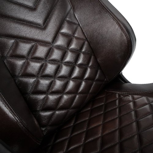 Фото Игровое кресло Noblechairs EPIC Series (Real Leather) Brown/Black