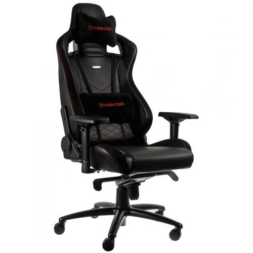 Фото Игровое кресло Noblechairs EPIC Series Black/Red