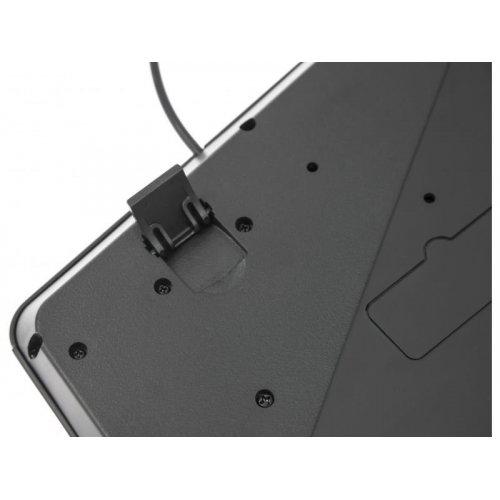 Фото Клавиатура 2E Ares KG 108 USB Black