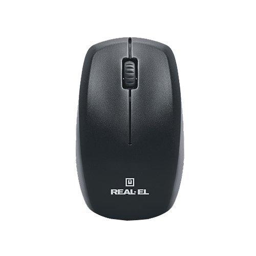 Фото Комплект REAL-EL Standard 555 Kit Wireless Black