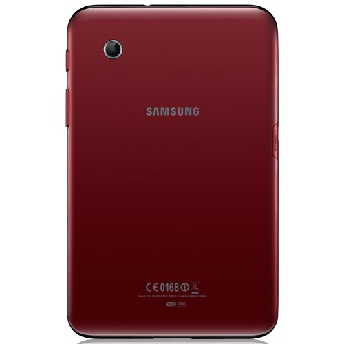 Фото Планшет Samsung P3110 Galaxy Tab 2 7.0 Garnet Red