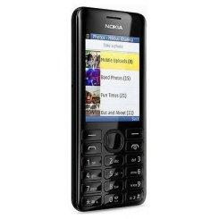 Фото Мобильный телефон Nokia Asha 206 Dual Sim Black