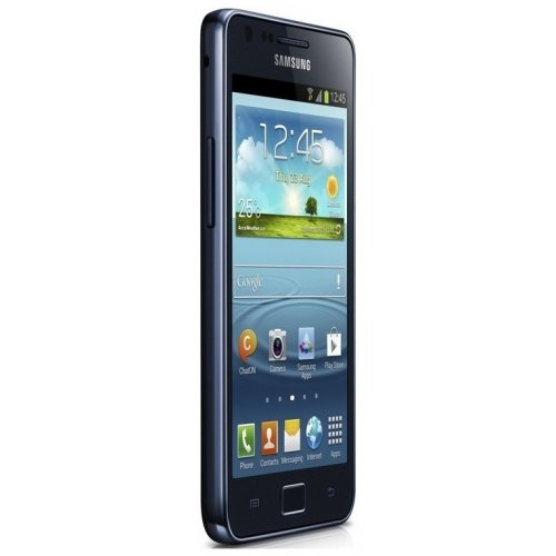 Фото Смартфон Samsung Galaxy S II Plus I9105 Blue Grey