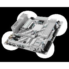 Фото Материнская плата MSI B250M MORTAR ARCTIC (s1151, Intel B250)