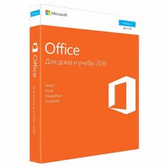 Фото Microsoft Office 2016 Home & Student Russian (79G-04756)