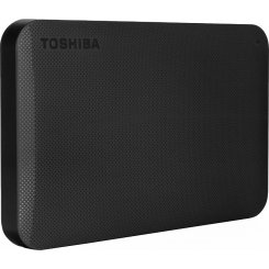 Фото Внешний HDD Toshiba Canvio Ready 500GB (HDTP205EK3AA) Black