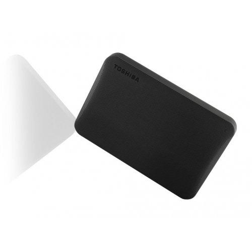 Фото Внешний HDD Toshiba Canvio Ready 500GB (HDTP205EK3AA) Black