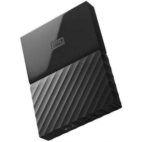 Фото Внешний HDD Western Digital My Passport 1TB (WDBYNN0010BBK-WESN) Black