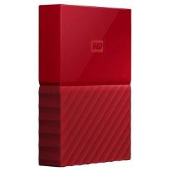 Фото Внешний HDD Western Digital My Passport 2TB (WDBYFT0020BRD-WESN) Red