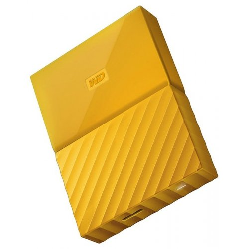 Купить Внешние HDD, Western Digital My Passport 2TB (WDBYFT0020BYL-WESN) Yellow
