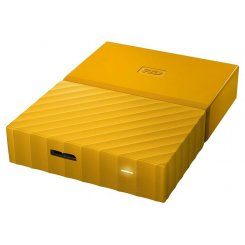Фото Внешний HDD Western Digital My Passport 2TB (WDBYFT0020BYL-WESN) Yellow