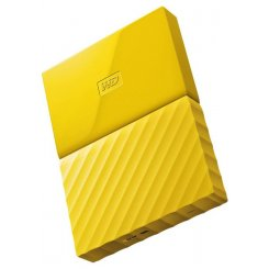Фото Внешний HDD Western Digital My Passport 3TB (WDBYFT0030BYL-WESN) Yellow