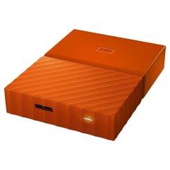 Фото Внешний HDD Western Digital My Passport 3TB (WDBYFT0030BOR-WESN) Orange
