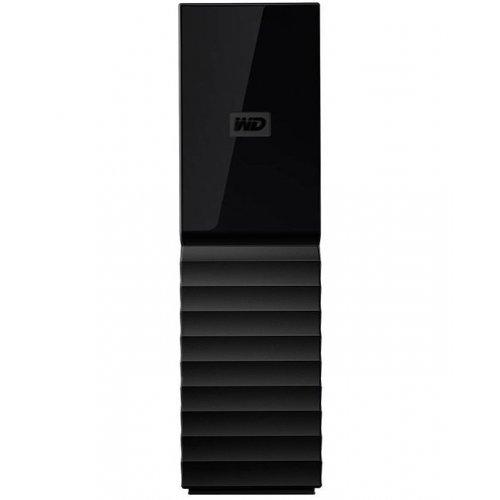 Фото Внешний HDD Western Digital My Book (NEW) 6TB (WDBBGB0060HBK-EESN) Black