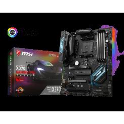 Фото Материнская плата MSI X370 GAMING PRO CARBON (sAM4, AMD X370)