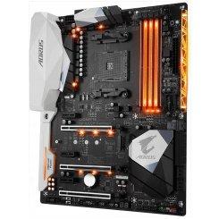 Фото Материнская плата Gigabyte GA-AX370-GAMING 5 (sAM4, AMD X370)