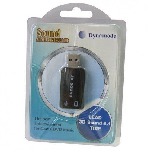 Фото Звуковая карта Dynamode SOUNDCARD2.0 USB