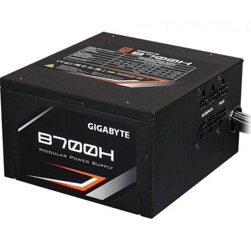 Фото Блок питания Gigabyte B700H 700W (GP-B700H)