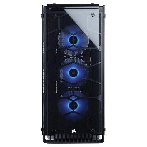 Фото Корпус Corsair Crystal 570X RGB без БП (CC-9011098-WW) Black