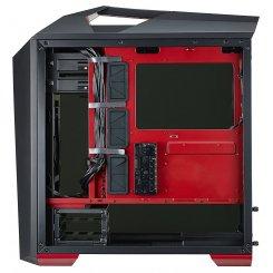 Фото Корпус Cooler Master MasterCase Maker 5t без БП (MCZ-C5M2T-RW5N) Black/Red
