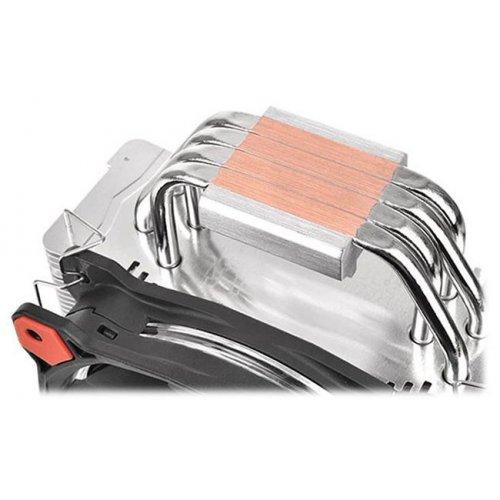 Фото Система охлаждения Thermaltake Riing Silent 12 Red (CL-P022-AL12-A)