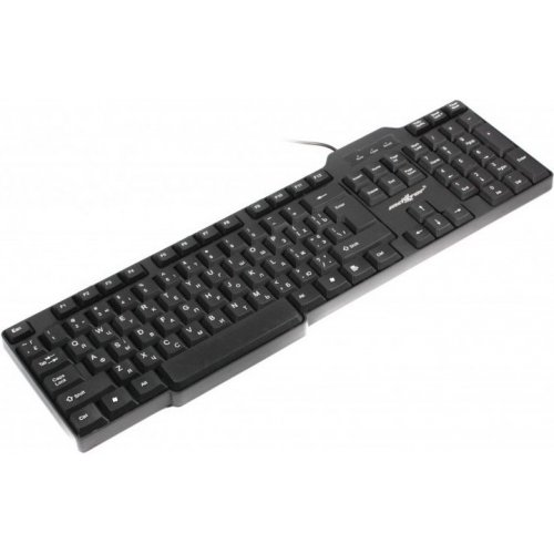 Фото Клавиатура Maxxter KB-111-U USB Black