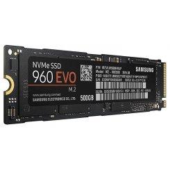 Фото SSD-диск Samsung 960 EVO V-NAND 500GB  M.2 (2280 PCI-E) NVMe x4 (MZ-V6E500BW)