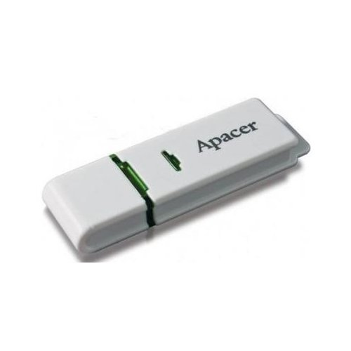 Фото Накопитель Apacer AH223 8GB USB 2.0 White (AP8GAH223W-1)