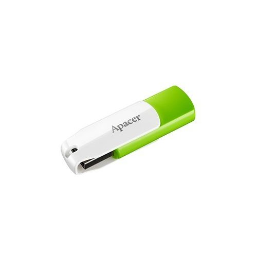 Купить USB Flash, Apacer AH335 8GB USB 2.0 Green (AP8GAH335G-1)
