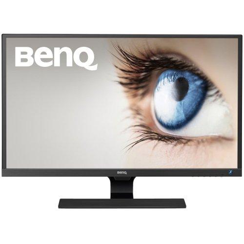 Купить Мониторы, BenQ 32 EW3270ZL (9H.LFRLB.QBE) Black