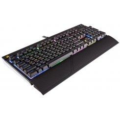 Фото Клавиатура Corsair Strafe RGB Mechanical Gaming Cherry MX Red (CH-9000227-NA)