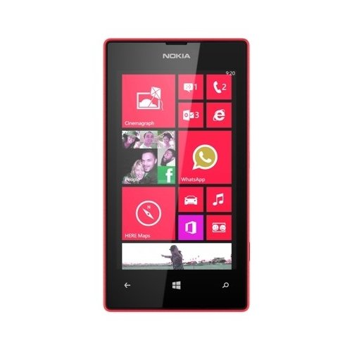 Фото Смартфон Nokia Lumia 520 Red