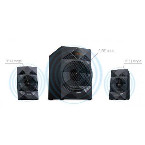 Фото Акустическая система F&D A-180X Black