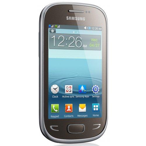 Фото Мобильный телефон Samsung Rex 90 Duos S5292 Gold Brown