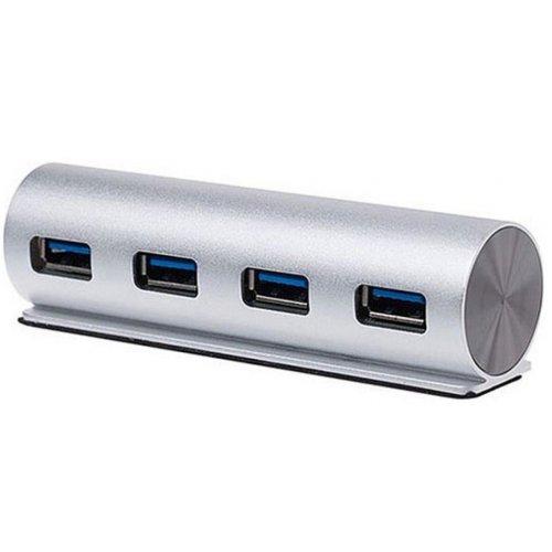 Фото USB-хаб Maiwo USB 3.0 4-ports (KH002) Silver