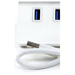 Фото USB-хаб Maiwo USB 3.0 4-ports (KH001) Silver
