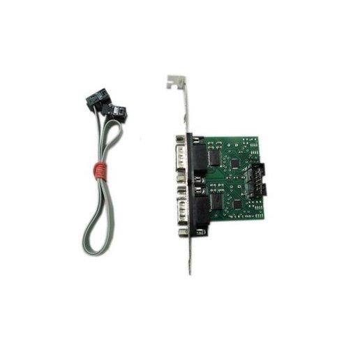 Фото Контроллер STlab USB 2.0 to COM RS232 2-ports (ICDUSB(CP2102))