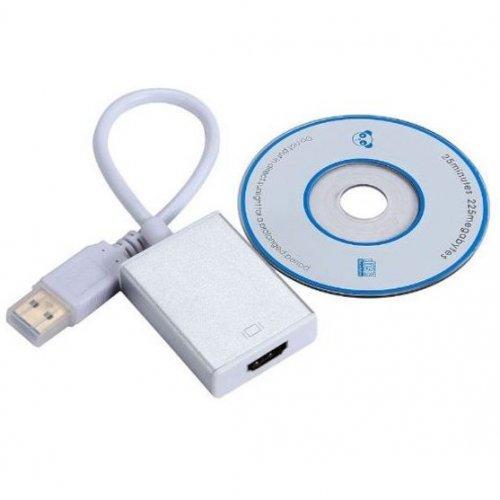 Фото Адаптер Dynamode USB 3.0 to HDMI 0.2m (USB3.0-HDM)