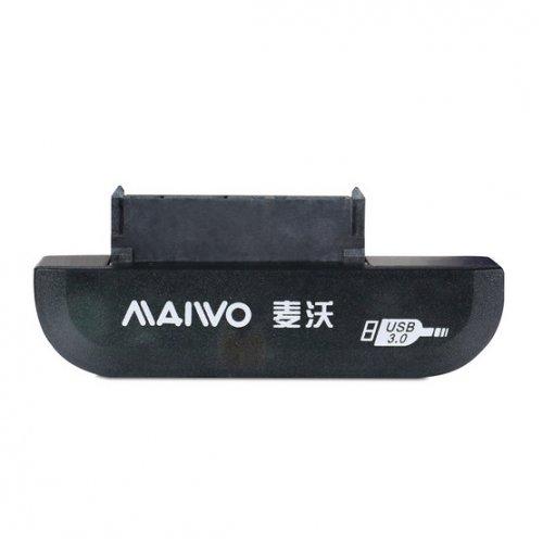Фото Адаптер Maiwo USB 3.0 to SATA (K103-U3S) Black
