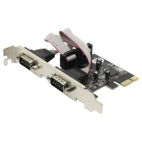 Купить Контроллеры, адаптеры, STlab PCI-E to COM RS232 2 ports ( I-360)