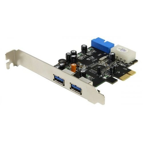 Фото Контроллер STlab PCI-E to USB 3.0 4 ports (U-780)